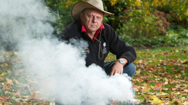 Aboriginal Heritage Walk, Royal Botanic Gardens, Melbourne: Proving that not all Aboriginal tours are conducted in ...