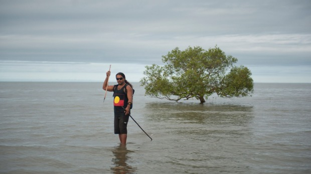 Kuku Yalanji Cultural Habitat Tour, Cairns: The coastal waters around Cooya Beach (Kuyu Kuyu) are considered spiritually ...