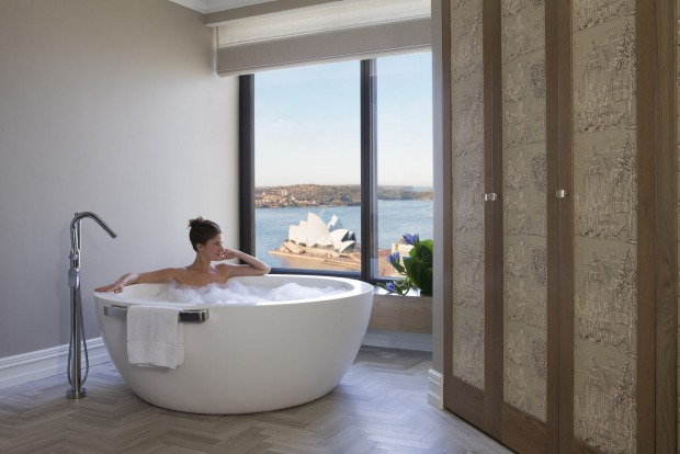 Number 9: Four Seasons, Sydney - 531 rooms.