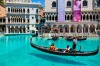 No trip to Vegas is complete without a visit to The Venetian to see its imitation canals and gondolas.