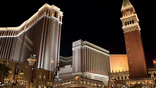 Vegas' The Venetian & The Palazzo caters for Vegas' huge number of tourists with its 7,117 rooms, the largest number in ...