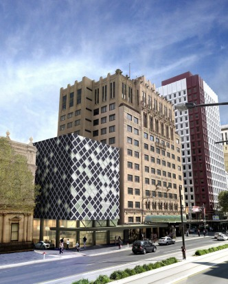 Mayfair Hotel  was a $55 million project.