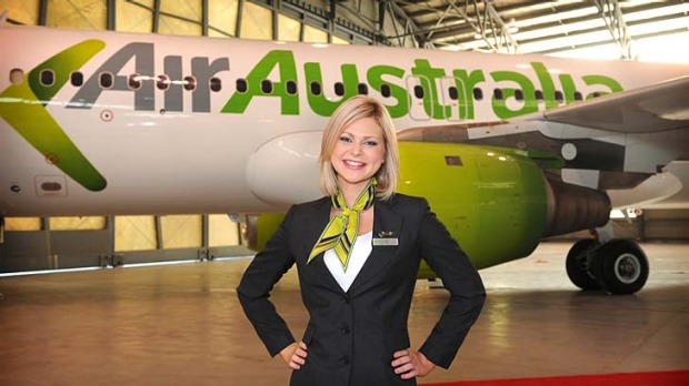 Air Australia will have just one major domestic route.