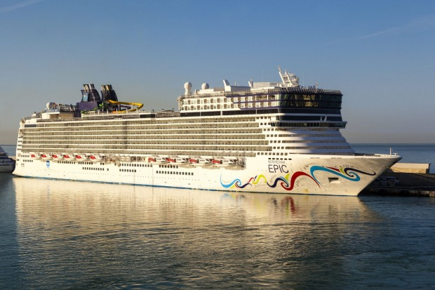 "Norwegian Epic, Norwegian Cruise Line: Epic introduced a host of ""first at sea"" features when it launched in 2010: solo ..."