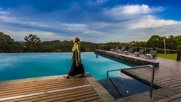 Soak up some me time at Gwinganna Lifestyle Retreat.