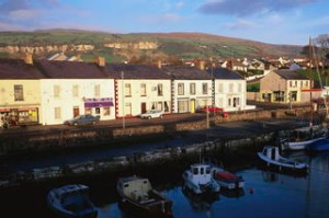 Carnlough, Northern Ireland.
