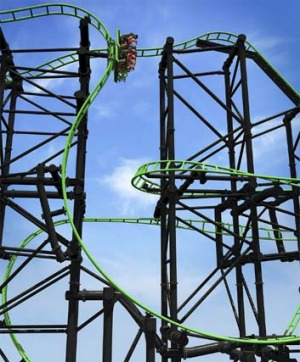 Steepest Rollercoaster Opens On Gold Coast