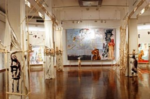 Gallery of delights ... Wollongong City Gallery.
