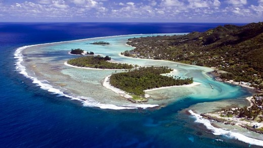 Closer than you think ... there are now direct flights from Sydney to Rarotonga in the Cook Islands.