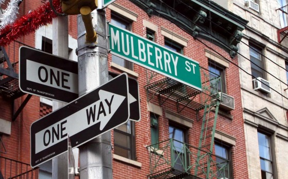 MULBERRY STREET BAR, NEW YORK, USA. A fave with directors of such movies as The Godfather III, Donnie Brasco and 9 1/2 ...