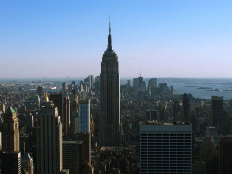 EMPIRE STATE BUILDING, NEW YORK, USA. This fabulous art deco needle of a building is a magnet for film-makers: it?s ...