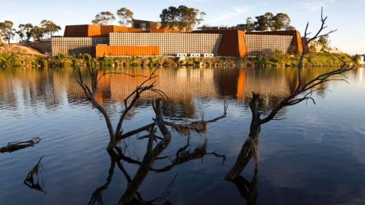 Thousands of interstate tourists are flocking to Hobart's Museum of New and Old Art (MONA), which has rapidly gained a ...