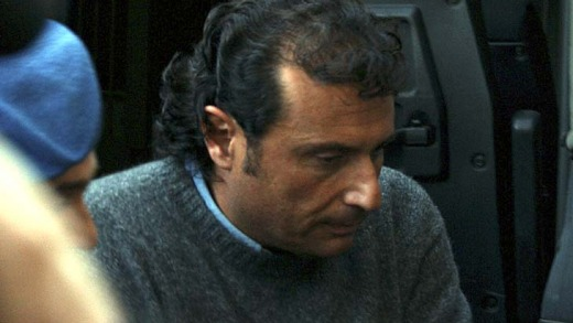 Denies culpability ... Francesco Schettino.