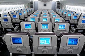 Korean Air's economy seats offer a little more legroom than some other airlines.