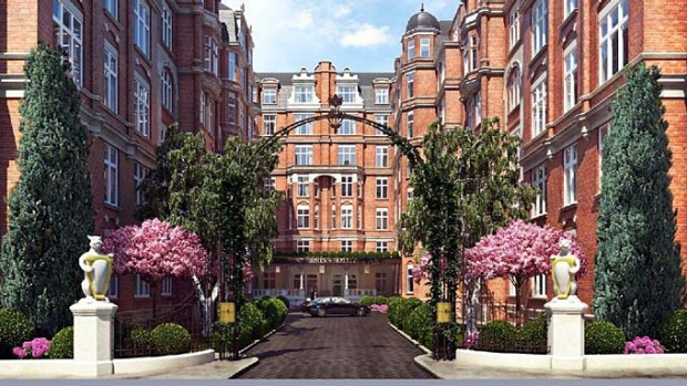 Hotel haunt ... St Ermin's was a favourite for recruiting spies.
