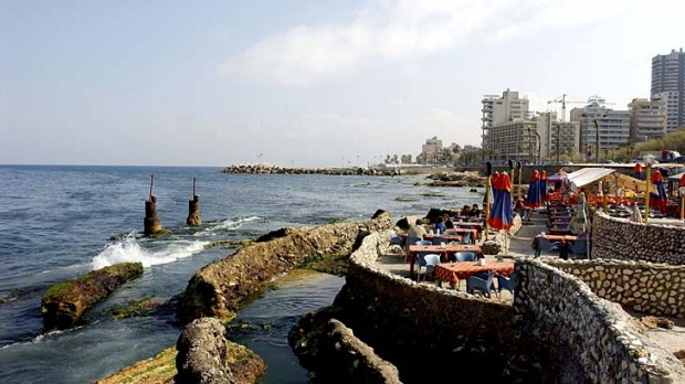 World's most thrilling place to be? A stroll along the Corniche reveals more and more people creating the buzz and ...