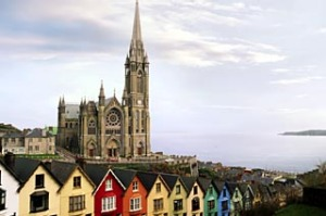Eire and grace ... St Colman's Cathedral, Cobh.