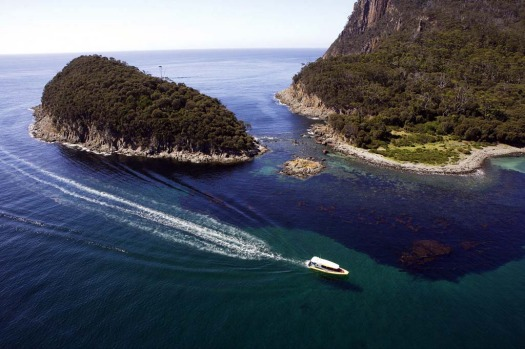 Bruny Island, Tasmania. Pristine and remote Bruny Island is surprisingly easy to get to - just 60 minutes by car and ...