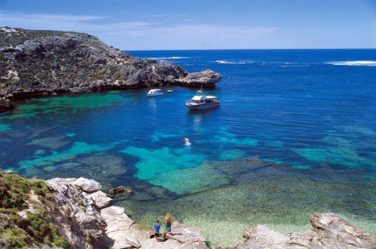 Rottnest, or Rotto as it's called locally, is just a short ferry ride from Perth. It's home to some of Australia's best ...