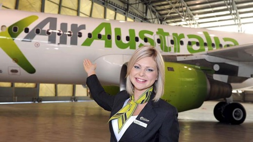 Placed into administration ... Air Australia.