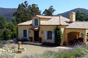 Flavour of France ... Casa Valeri in Warburton is the perfect romantic getaway.