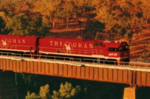The Ghan train.JPG