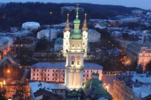 Lviv, Ukraine, 