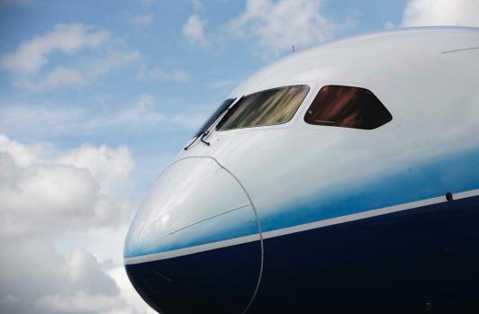 The first airliner to be made of carbon fibre, not aluminium, the Dreamliner promises more fuel efficiency – a saving of ...