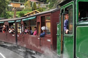 A hotel and restaurant are in the works at Puffing Billy in Emerald.