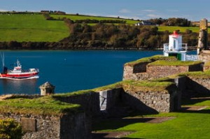 Kinsale, Ireland. Photograph by Getty Images. SHD TRAVEL MARCH 11 IRELAND.  DO NOT ARCHIVE.