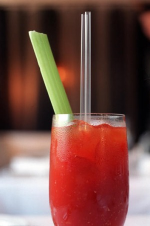 A Circa bloody mary.