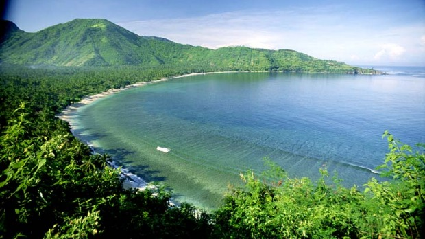 Better than Bali ... Lombok's trump card is its wonderful coastline.