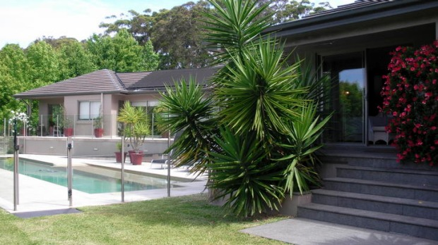 Top-notch ... Terrigal Hinterland offers quiet luxury in pristine grounds.