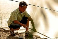 It takes no time to hook a trout at Tuki Retreat.