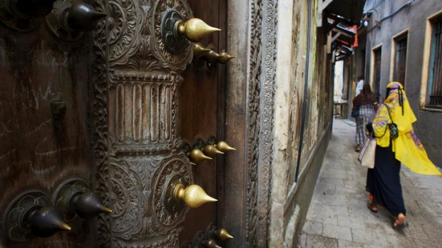 Stone Town, Zanzibar, the ultimate place to get lost.