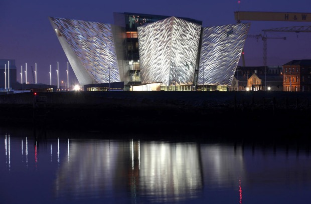 The largest Titanic visitor attraction in the world opened in the ship's Belfast birthplace in 2012, some 100 years ...