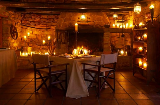 Conde Nast Traveller named Bushmans Kloof the best in the world for food earlier this year.