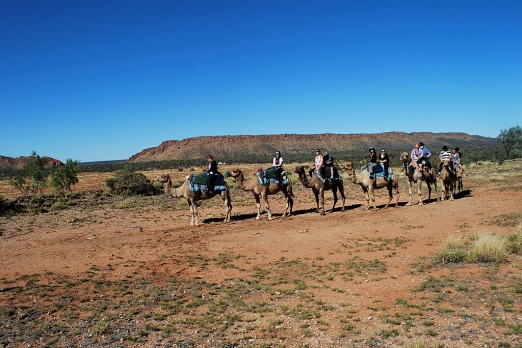 The Ghan Anzac Commemorative Trip 2012