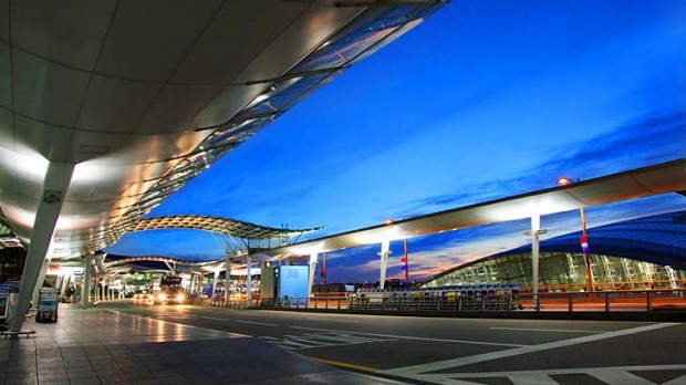 World's best ... Incheon Airport in South Korea.