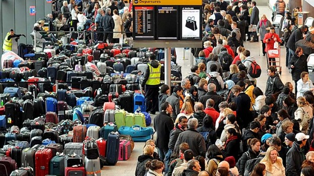 "Passengers deemed ""high value"" will be given priority through border control at Heathrow and other UK airports under a ..."