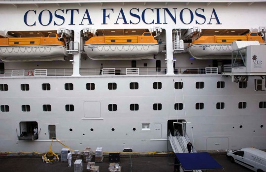 The Costa Fascinosa.