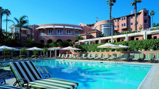 The Beverly Hills Hotel is famous for its legendary guests.
