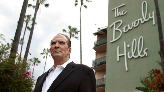 Robert S. Anderson, author and Beverly Hills Hotel historian.