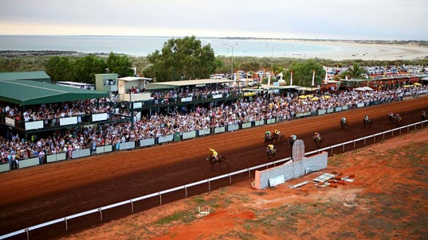 Precious land ... the Broome Cup.