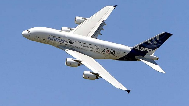 A decision to mix metal and lightweight carbon components inside the wings of A380 superjumbo to reduce overall weight ...