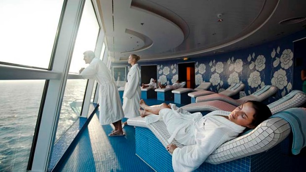 Celebrity Solstice (above) and Voyager of the Seas are offering a one-night cruise in an effort to convince cruise ...
