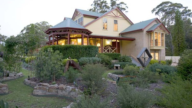 Sandholme guesthouse in Huskisson.