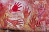 Be rocked by rock art. Mount Borradaile, Arnhem Land, Northern Territory