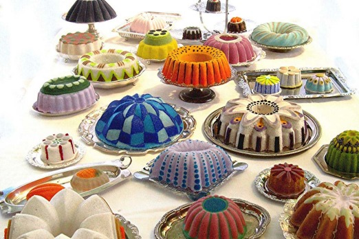 Eat! exhibition at the Canberra Glassworks.