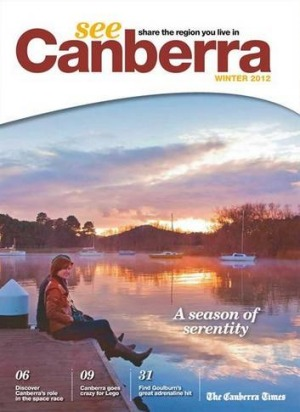 Flick through the pages of See Canberra in Realview.